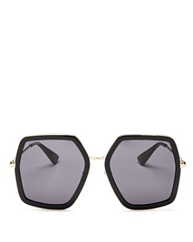 Gucci - Women's Oversized Square Sunglasses, 56mm