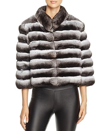 Maximilian Furs - Rena Chinchilla Fur Jacket - 100% Exclusive