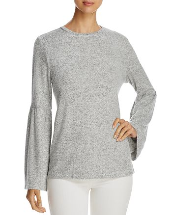 Alison Andrews - Bell-Sleeve Sweater