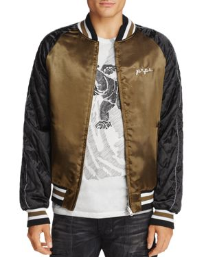 Prps Acord Color-Block Baseball Jacket