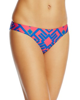 Red Carter - Reversible Hipster Bikini Bottom - 100% Exclusive