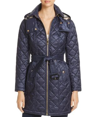 BAUGHTON QUILTED COAT