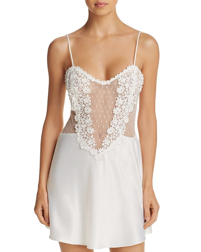 Flora Nikrooz - Showstopper Charmeuse Chemise