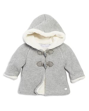 Tartine et Chocolat Unisex Hooded Sweater Coat - Baby