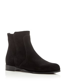 La Canadienne - Women's Sophie Waterproof Suede Cold Weather Booties
