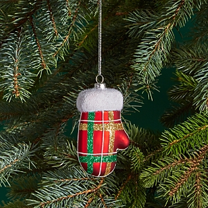 Bloomingdale's Glass Glove Ornament - 100% Exclusive