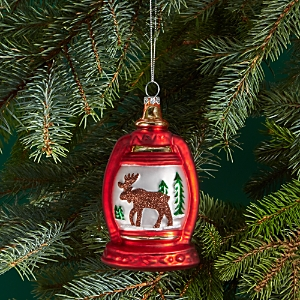 Bloomingdale's Glass Lantern Ornament - 100% Exclusive