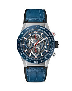 TAG Heuer Carrera Skeleton Chronograph, 43mm - Bloomingdale's_0