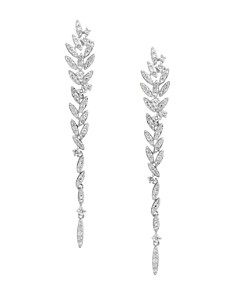 Bloomingdale's - Diamond Drop Earrings in 14K White Gold, .65 ct. t.w. - 100% Exclusive