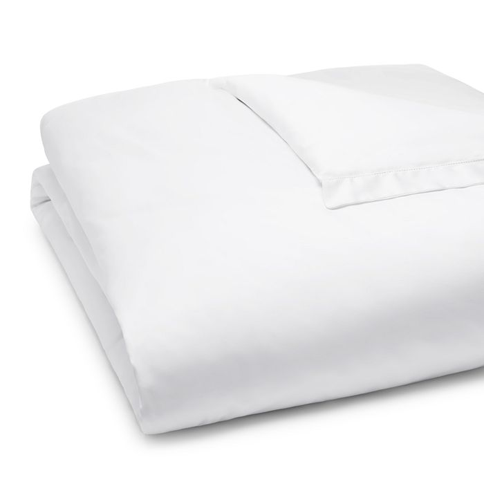 Amalia Home Collection - Amora Cotton & Silk Duvet Cover, King - 100% Exclusive