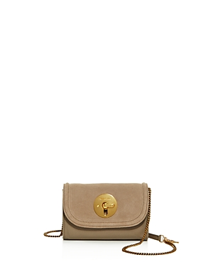 See by Chloe Lois Mini Suede Crossbody