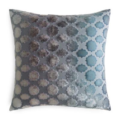 $Kevin O'Brien Studio Mod Fretwork Decorative Pillow, 18