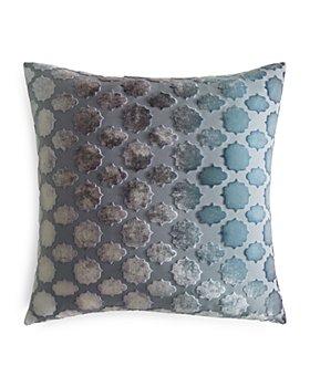 "Kevin O'Brien Studio - Mod Fretwork Decorative Pillow, 12"" x 18"""