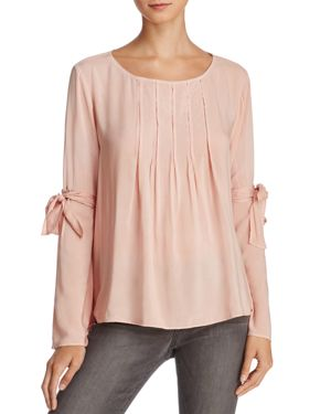 Velvet by Graham & Spencer Abitha Bell Sleeve Top