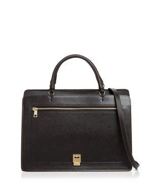Furla Like Top Handle Medium Leather Satchel 2695064