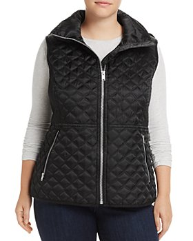 Marc New York Plus - Caitlin Quilted Vest
