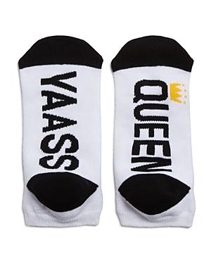 Sock Art Yaass Queen Ankle Socks