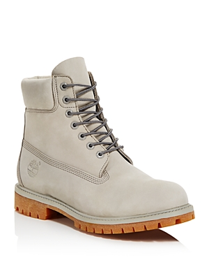 Timberland 6 Waterproof Lace Up Leather Boots