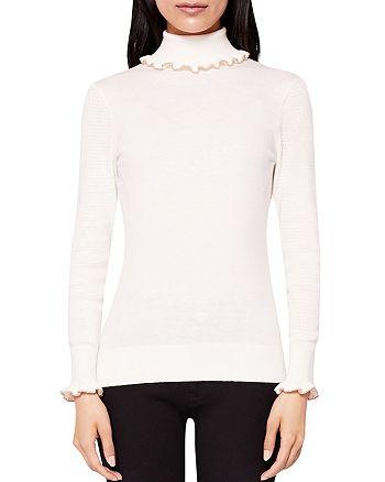 Ted Baker - Ceilya Frill Roll Neck Sweater