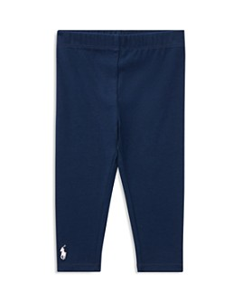 Ralph Lauren - Girls' Solid Leggings - Baby