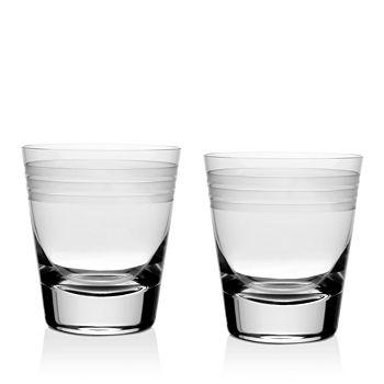 William Yeoward Crystal - Madison Double Old Fashioned, Set of 2
