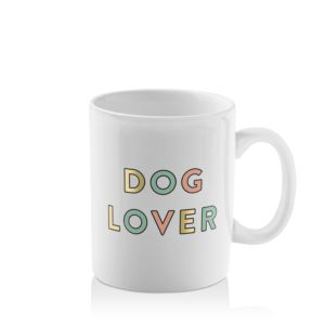 Fringe Studio Animal Lover Mug