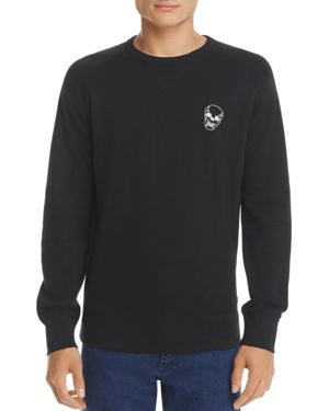 Levi'S Skull Logo Crewneck Sweatshirt