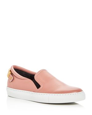 Moschino Logo Slip-On Sneakers