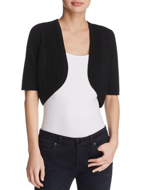 C by Bloomingdale's Cashmere Bolero Sweater - 100% Exclusive