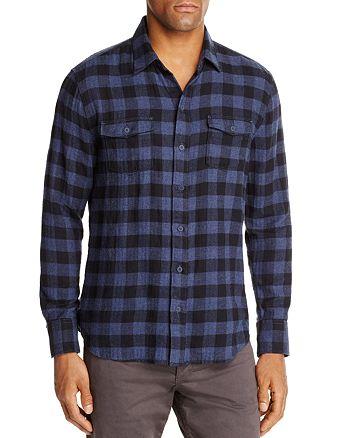 PAIGE - Everett Long Sleeve Button-Down Regular Fit Shirt