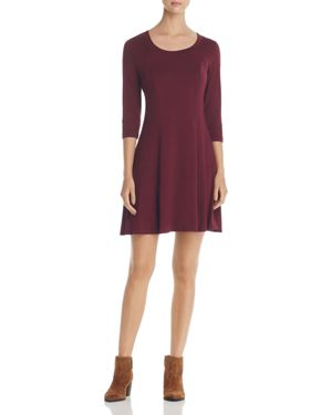 Robert Michaels Seamed Tee Dress - 100% Exclusive
