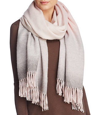 C by Bloomingdale's Ombre Cashmere Wrap - 100% Exclusive