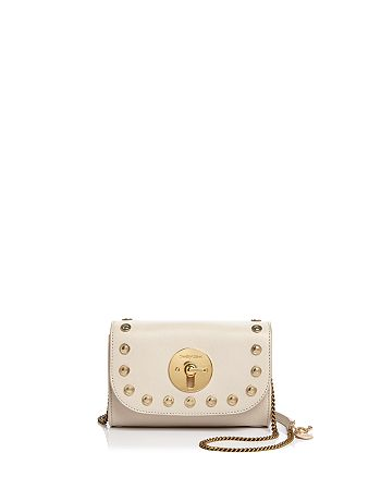See by Chlo eacute  - Lois Stud Mini Leather Crossbody 8d611385490e3