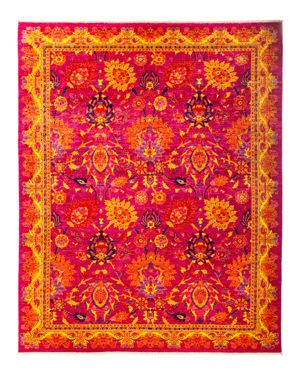 Solo Rugs Eclectic Vivid Area Rug, 8' x 10'