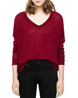 Zadig & Voltaire Brume Cashmere Sweater