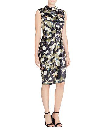 CATHERINE Catherine Malandrino - Arelene Sleeveless Printed Dress