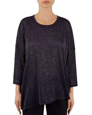 Gerard Darel - Luna Metallic-Shimmer Sweater