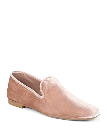 cc9b63e1712 Vince - Women s Bray Velvet Smoking Slippers
