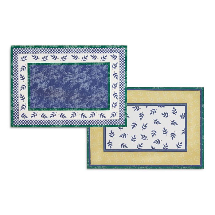 Villeroy & Boch Switch Placemats, Set Of 4 In Multi