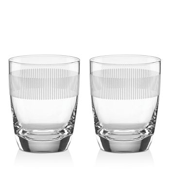 kate spade new york - York Avenue Double Old Fashioned, Set of 2