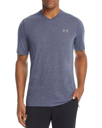 Under Armour - Threadborne V-Neck Tee