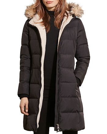 7ae47c40f1d3 Ralph Lauren Quilted Parka | Bloomingdale's