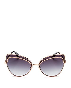 Marc Jacobs Cat Eye Sunglasses, 64mm