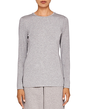 Ted Baker Ted Says Relax Rojo Long Sleeve Top