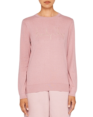 Ted Baker Ted Says Relax Cozlie Beauty Sleep Sweater