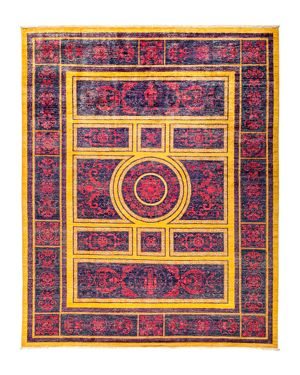 Solo Rugs Eclectic Area Rug, 9' 10 x 8'