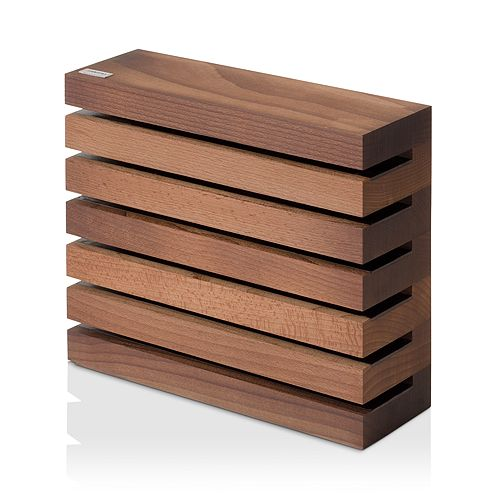 Wüsthof - Thermo-Beech Magnetic Slots Knife Block