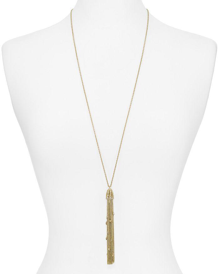 "Alexis Bittar - Pendant Necklace, 20"""
