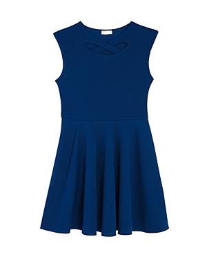 Sally Miller Girls Brie Textured Dress  Big Kid
