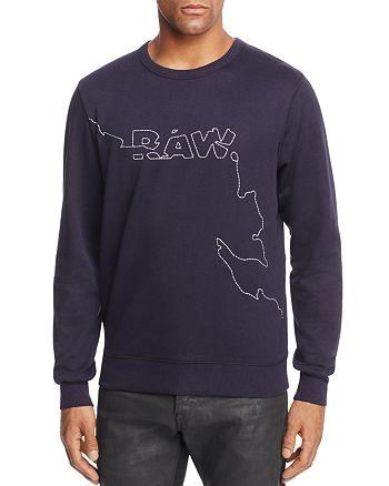 G-STAR RAW - Ootim Crewneck Sweater